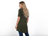 Dani Ballet Short Sleeve Tunic