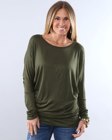 Perfect Fit Dolman | More Color Options