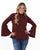 Knit Bell Sleeve Light Sweater | S-XL