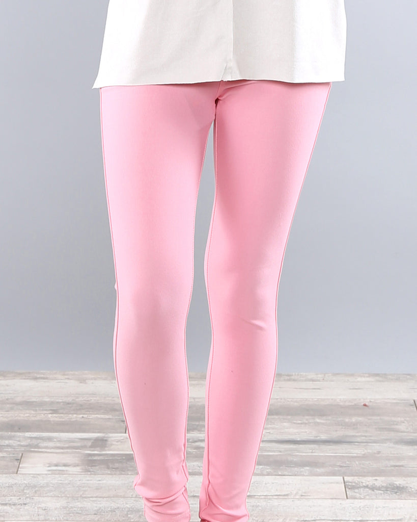 Colored Jeggings |  S-3X