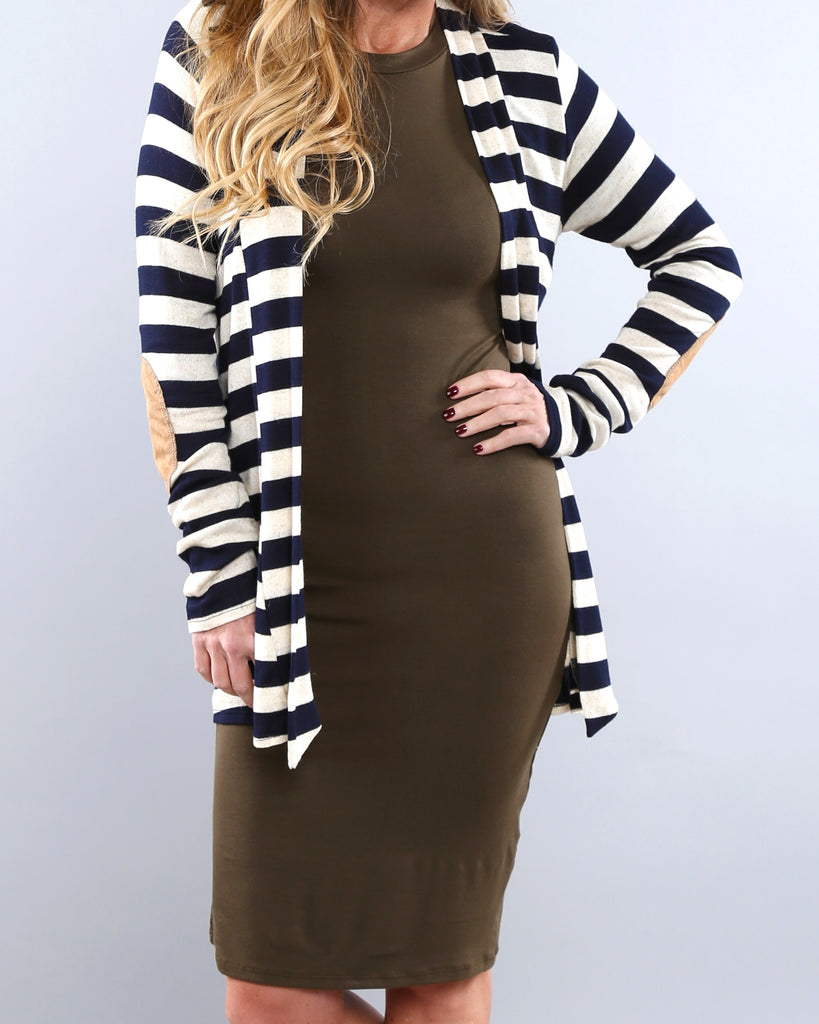 Fall Layering Dress|S-XL