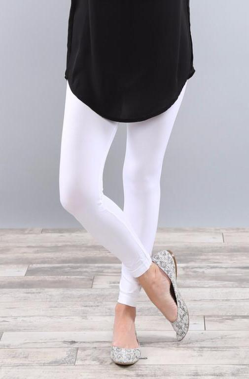Long Leggings | PLUS Sizes too