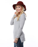 V-Neck Sweater | PLUS sizes too
