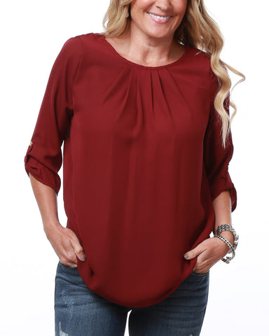 Rylie Blouse | More Color Options