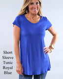Short Sleeve Tunic | More colors