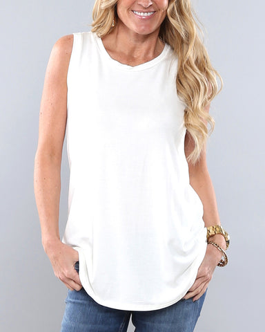 Tunic Tank | More Color Options