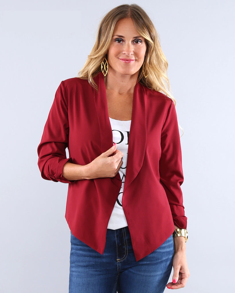 Favorite Blazer | More Color Options