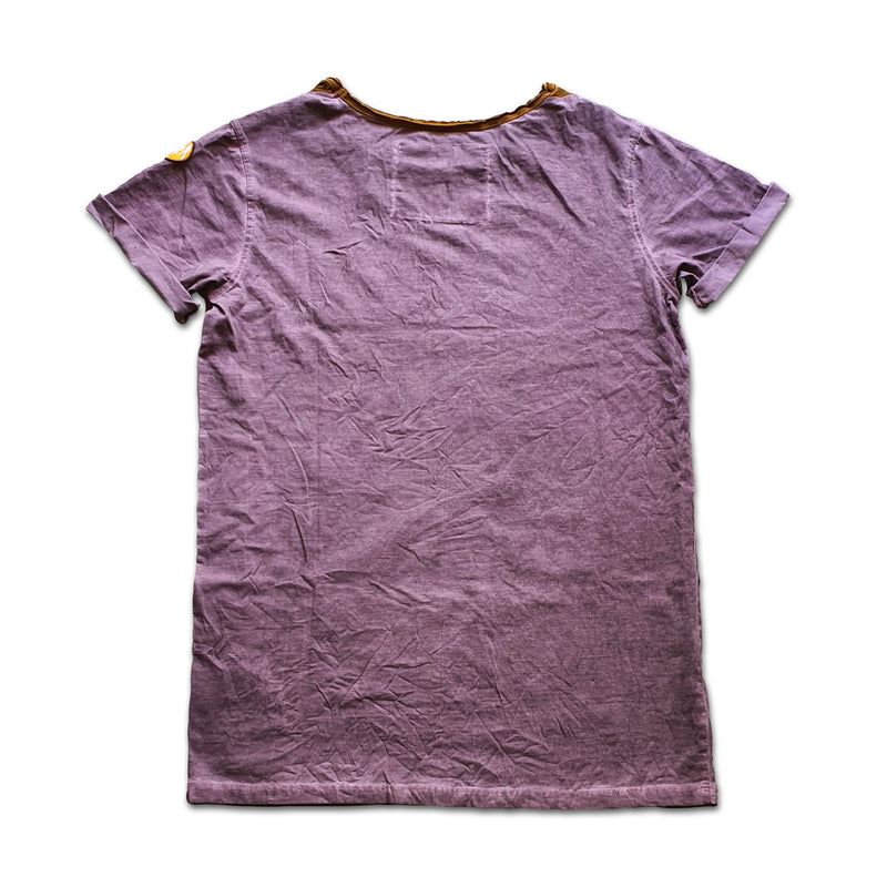 La Sape Purple mens tee