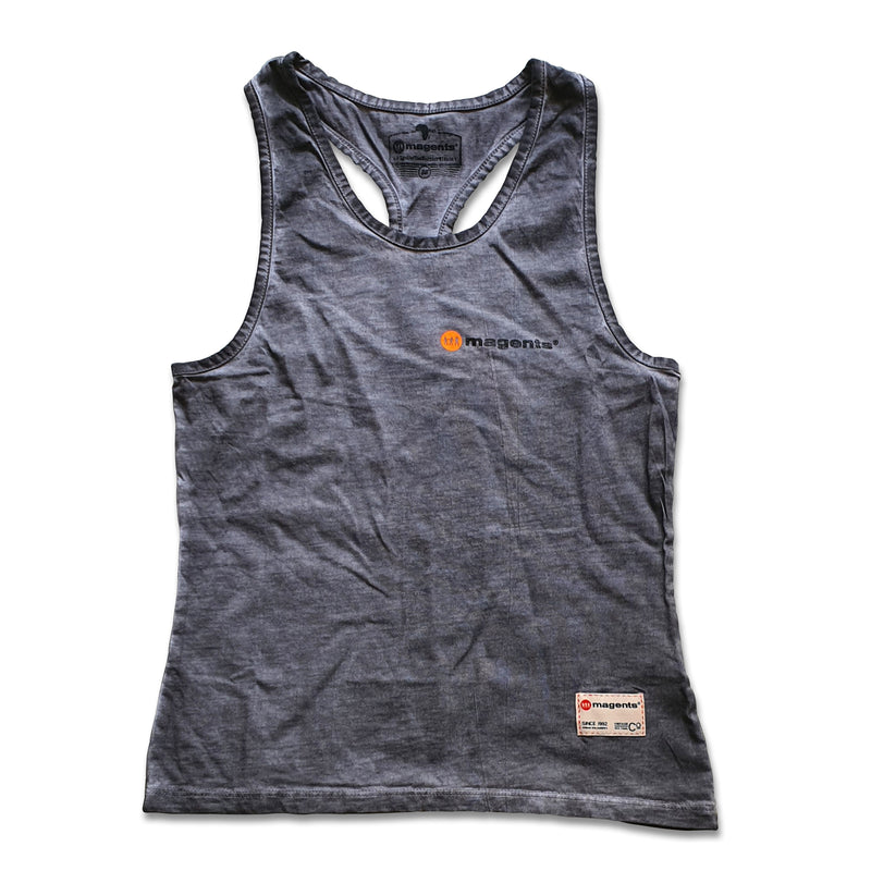 Ladies Vest  - Grey