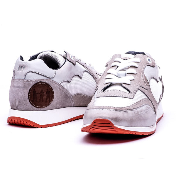 ACHUZE SPORTS SNEAKER - WHITE - magents