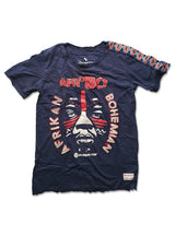 AFRO BO NAVY - magents