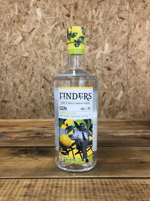 Finders - Lemon & Lime 70cl