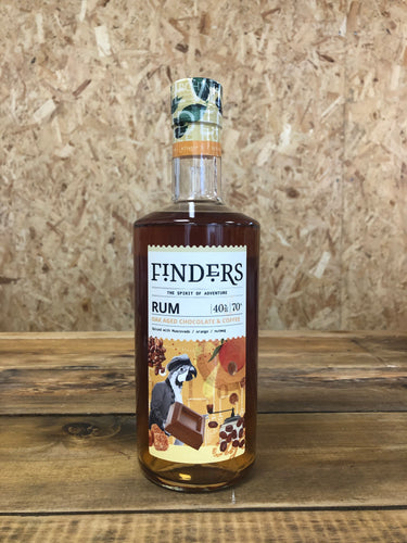 Finders - Oak Aged Chocolate & Coffee Rum