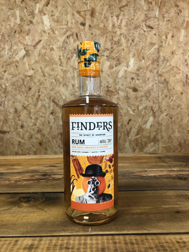 Finders - Oak Aged Orange and Raisin Rum