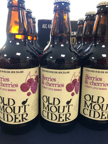 Old Mout Cider - Berries and Cherries 500ml