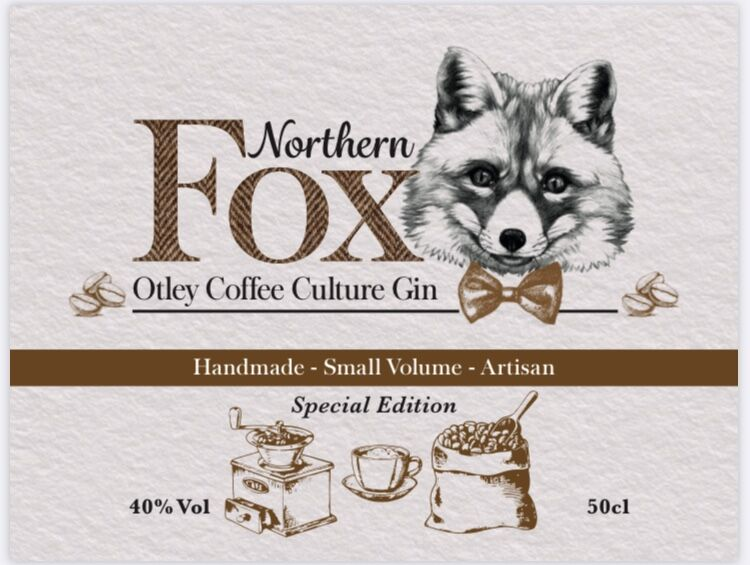 Northern Fox Coffee Gin