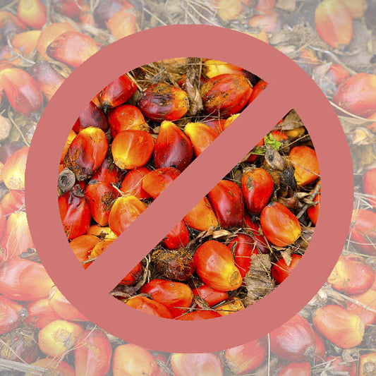 We Love Nutrition says no to palm oil
