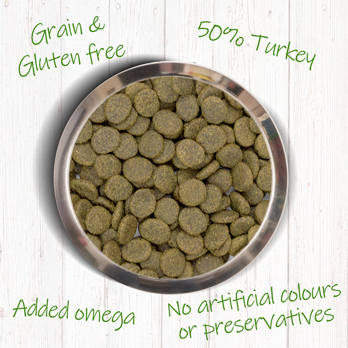 Grain Free Adult Dog Light - Turkey with Sweet Potato & Cranberry