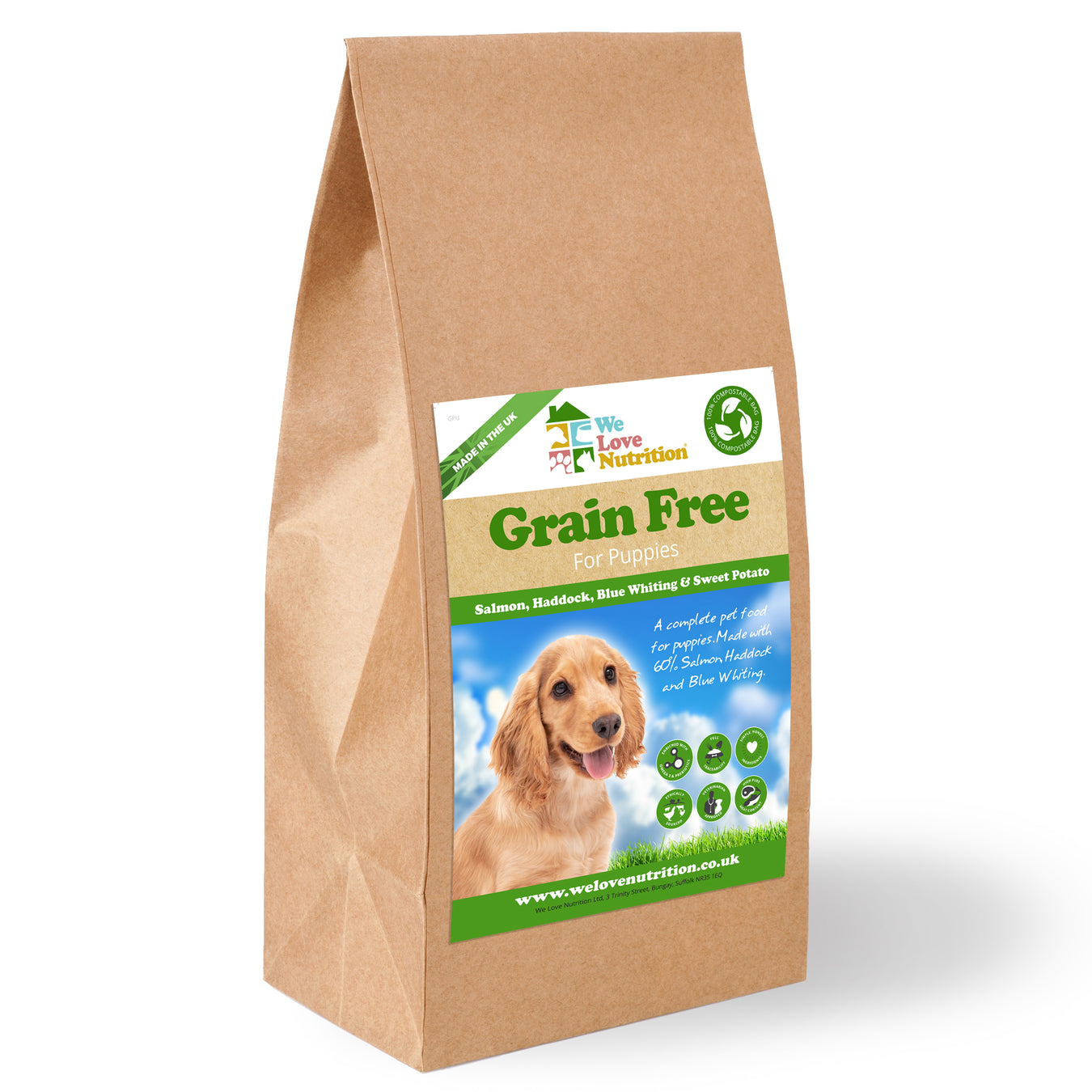 Complete Dog Food and Treats
