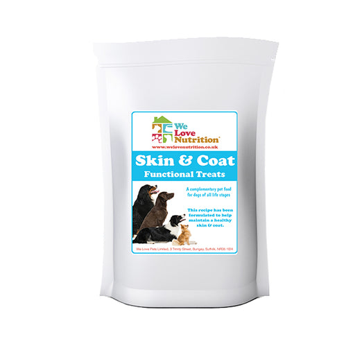 Skin and Coat Functional Treats 70g