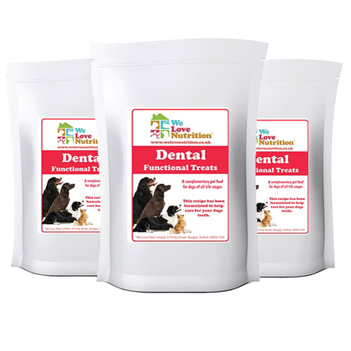 Dental Functional Treats 6 x 70g