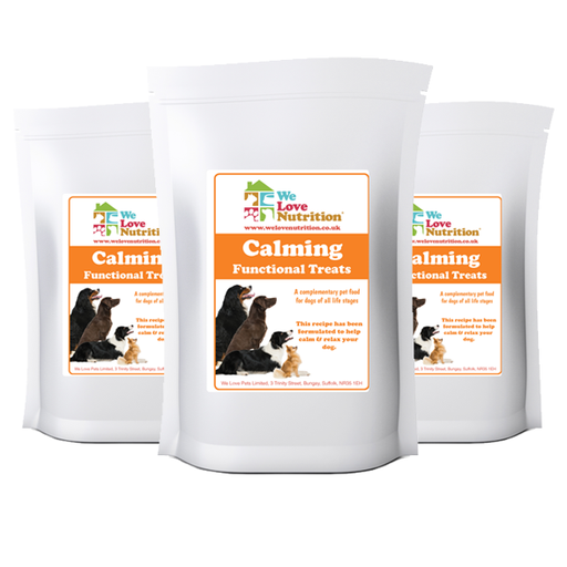 Calming Functional Treats 6 x 70g