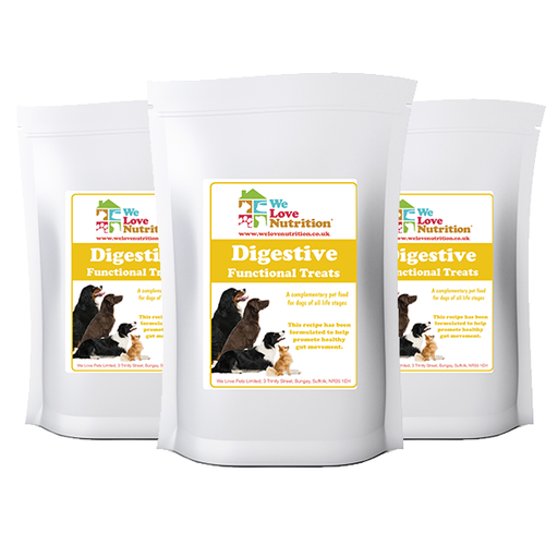 Digestive Functional Treats 6 x 70g