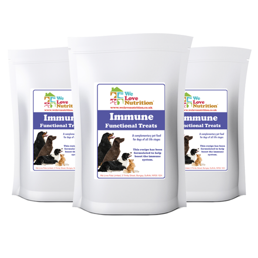 Immune Functional Treats 6 x 70g