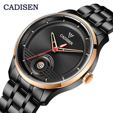 Load image into Gallery viewer, CADISEN men automatic watch mechanical watches Waterproof 50M Automatic Date Top brand Luxury Wristwatch Clock Relogio Masculino