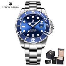Load image into Gallery viewer, 2020 Men Stainless Steel Waterproof Business & Play Mechanical Watches
