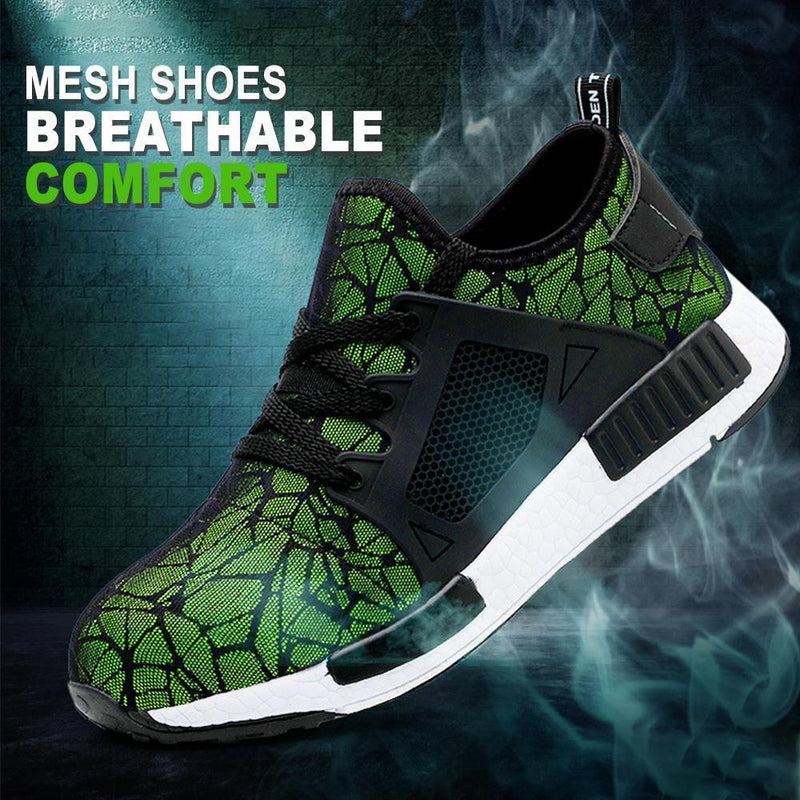 Breathable Protective Mesh Shoes