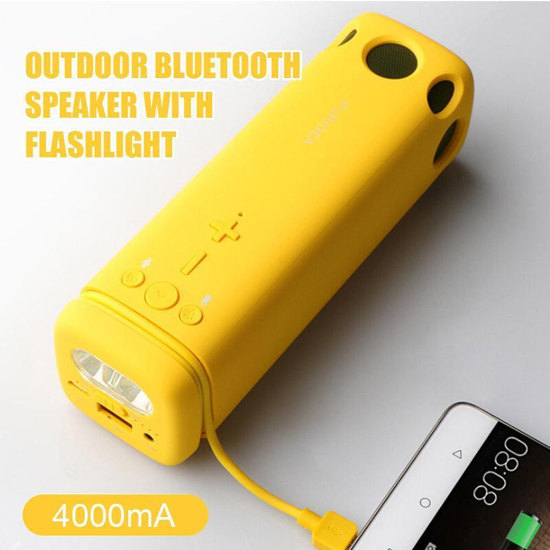 Multi-functional Outdoor Bluetooth Speaker