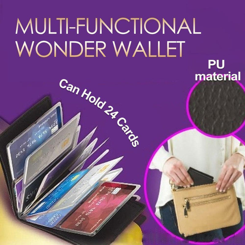 Cadevot™ Multi-functional Wonder Wallet