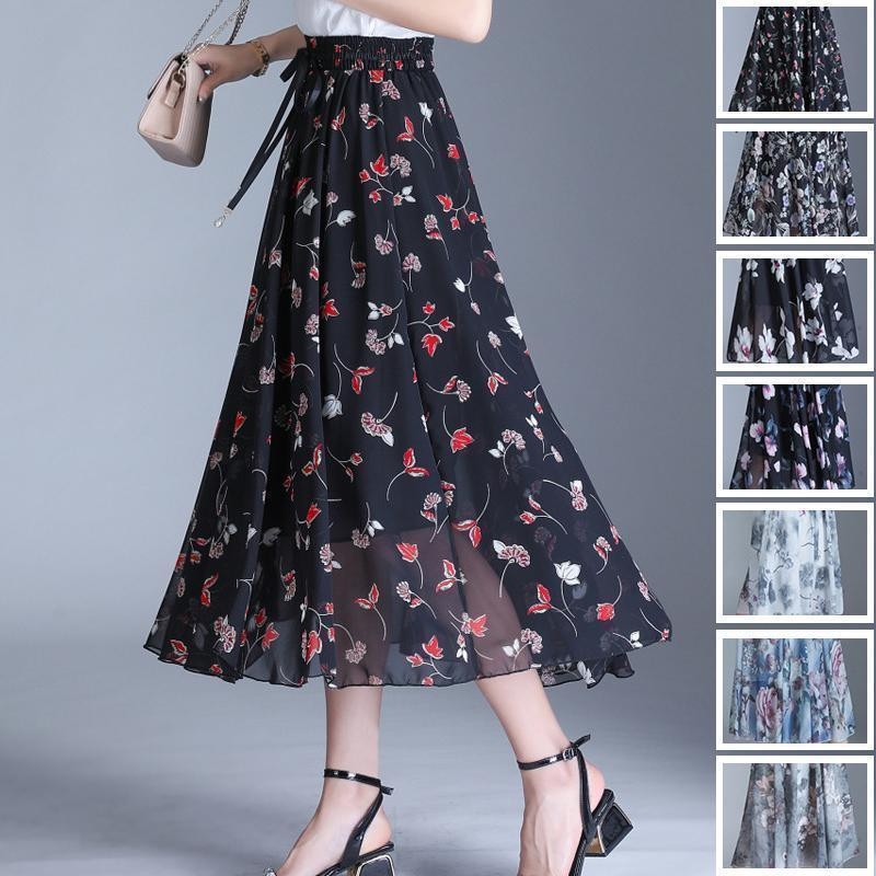 Cadevot™ Elegant Loose Printed Dress