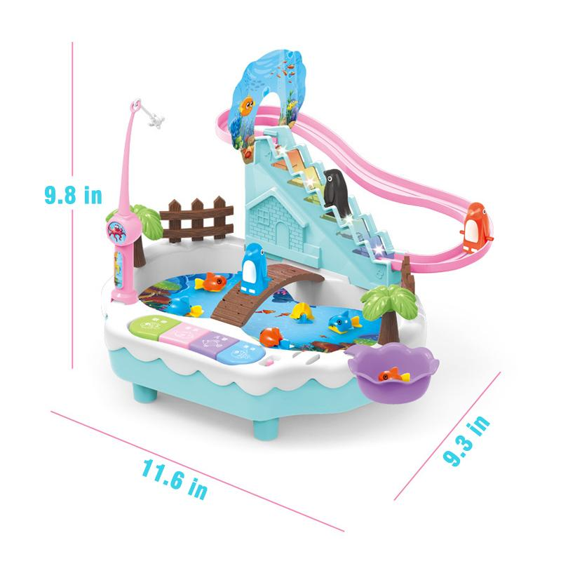 Magnetic Fishing Toy Pool Set
