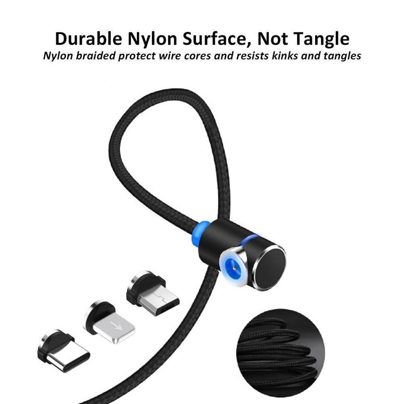 Hirundo 3-in-1 Magnetic Charging Cable