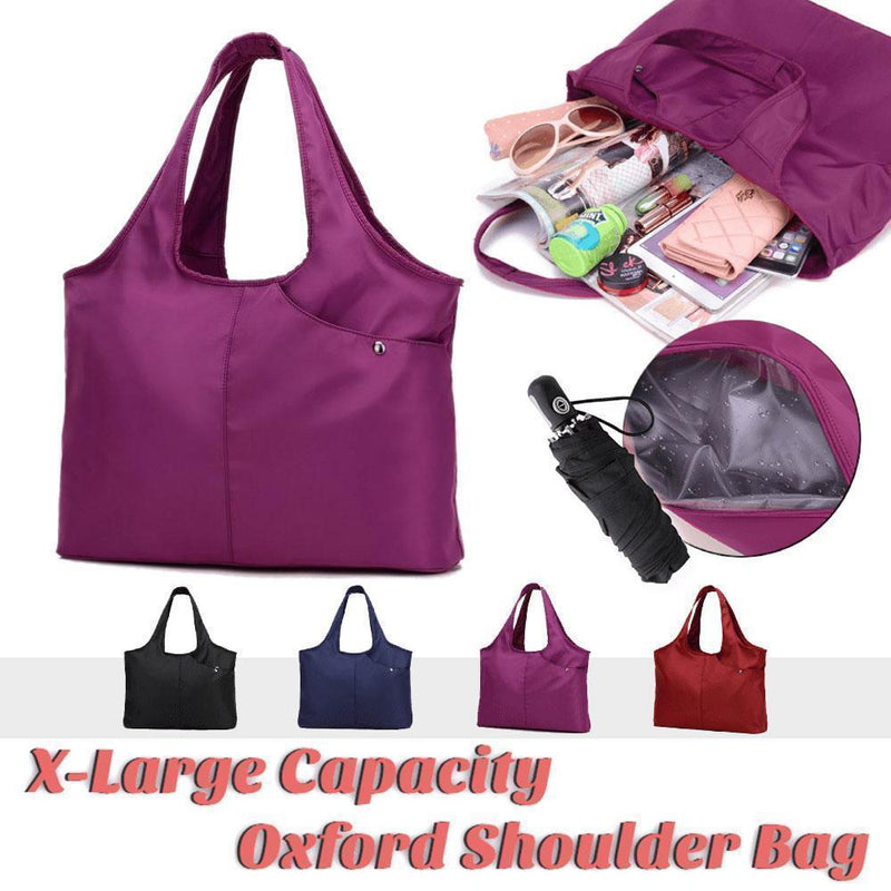 X-Large Capacity Oxford Bag