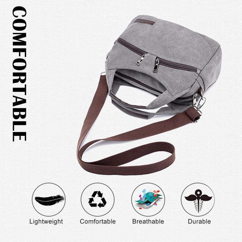 Cadevot ™ Large Capacity Waterproof Crossbody Shoulder Bag