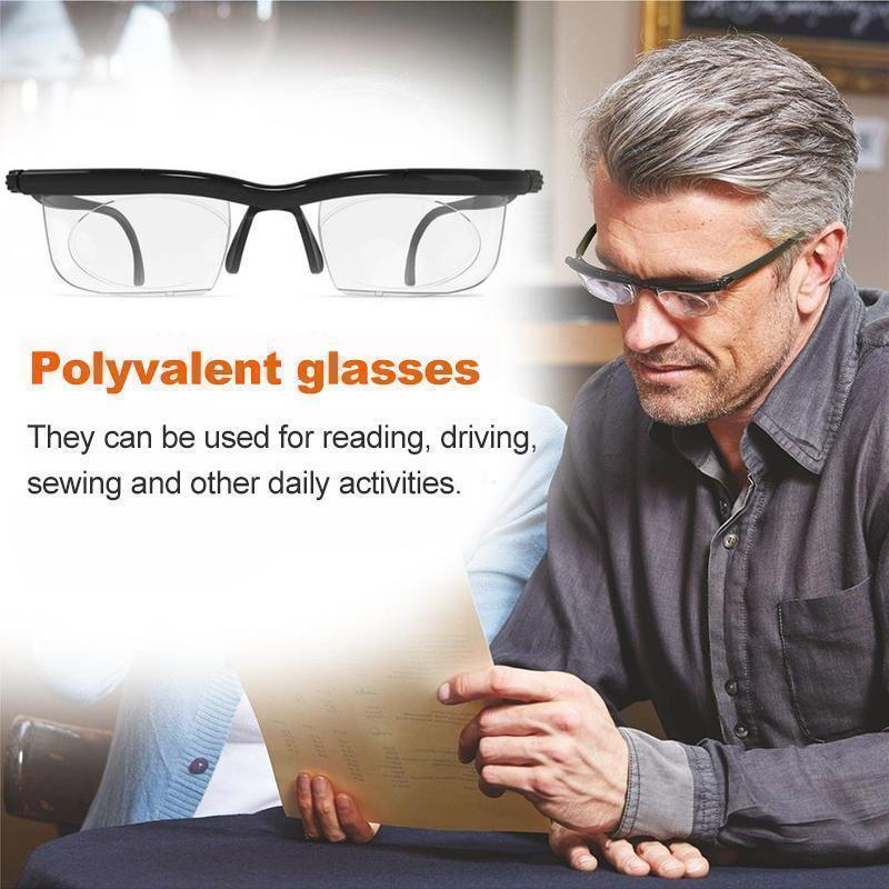 Cadevot™ Focus Adjustable Glasses Reading Glasses Unisex