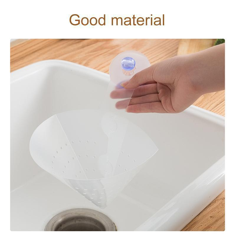 Foldable Filter Simple Sink