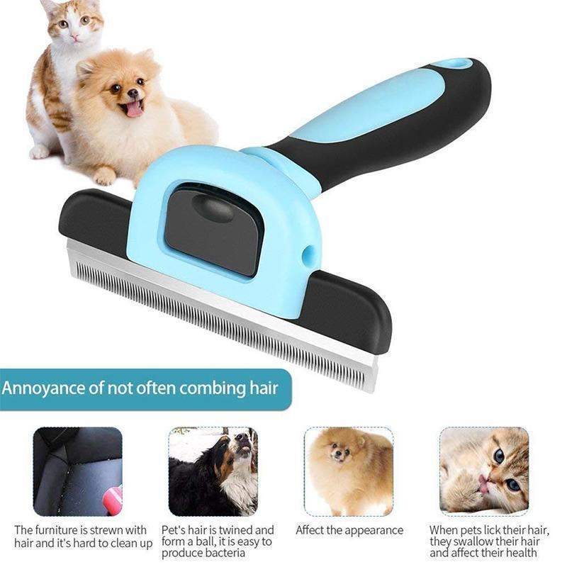 "Cadevot™ Fur Brush - Winner ""Best Pet Deshedder"""