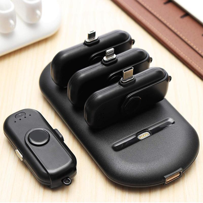 Mini Portable Phone Charger