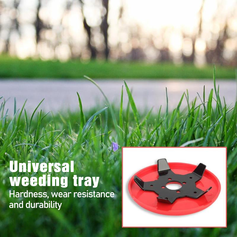 Multifunctional Weeding Tray