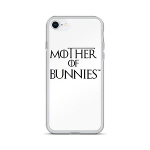 Mother Of Bunnies iPhone Case (White)