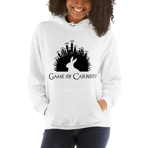 UNISEX GAME OF CARROTS HOODIE