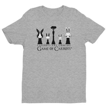 "Load image into Gallery viewer, MEN'S GAME OF CARROTS ""CARROTS ARE COMING"" T-SHIRT"