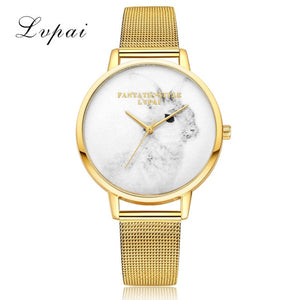 Lvpai Ladies Rabbit Quartz Watch