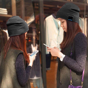 Bluetooth Music Hat - DamiTan
