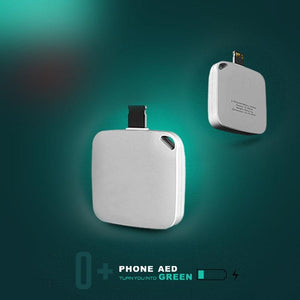 Disposable Emergency Power Bank 1000mAh  One Time Use Charger - DamiTan