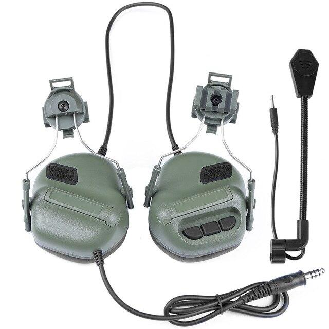 Gaming Headset Z Tactical Soft Aviation Headphone - DamiTan